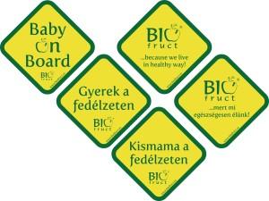 biofruct baby stickerek